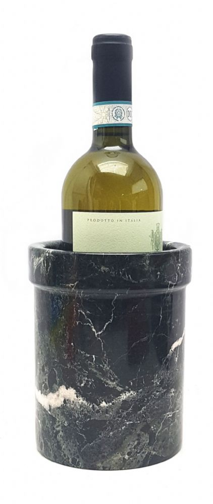 Champagne and Wine Bottle Cooler  Choice Black or Fossil stone